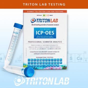 Analyse d'eau TritonLab ICP OES