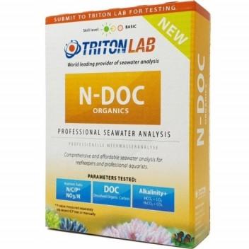 Analyse d'eau TritonLab N DOC