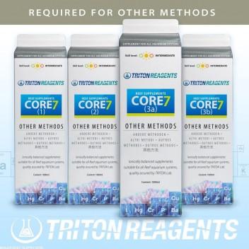 Triton Core7 Reef supplement Pack pour 4X1L